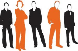 Une équipe pour l'agence