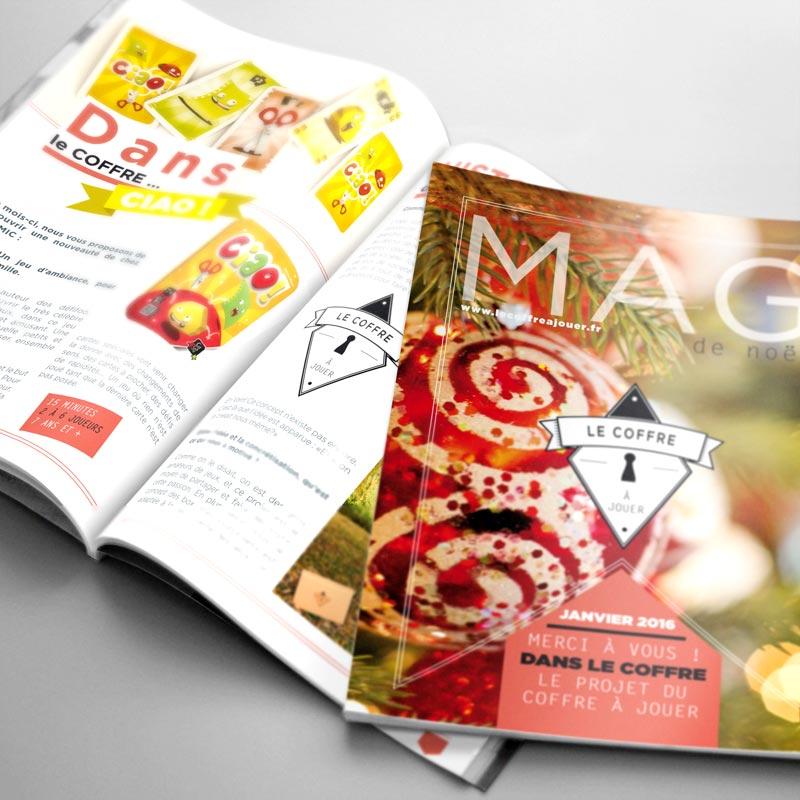 Recherche Graphique Magazine