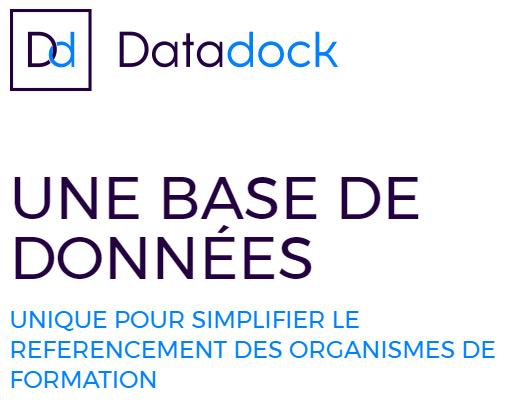 Agence Holorime référencée sur le DataDock comme organisme de formation
