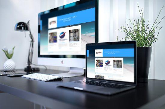 Site internet de la société Chesneau SAS
